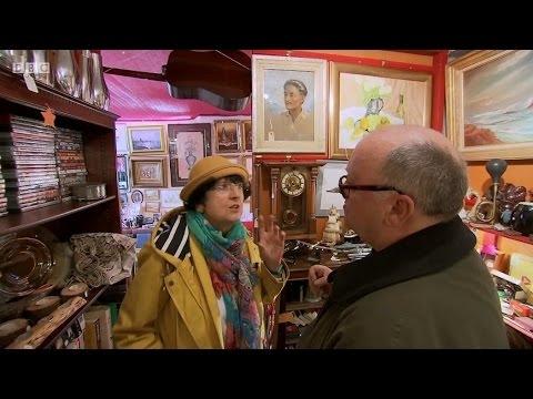 Celebrity Antiques Road Trip S06E11   Clare Grogan and Alex Norton