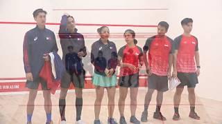 LIVE: 30th SEA Games 2019 Squash Mixed Team Final Round (6 December 2019)