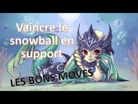 LA MODESTIE - Gameplay LoL Nami Support