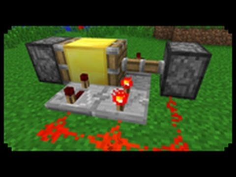 ✔ Minecraft: How to make Another Useless Redstone Machine