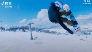 Những pha trượt tuyết kinh điển có một không hai | Tik Tik China Video