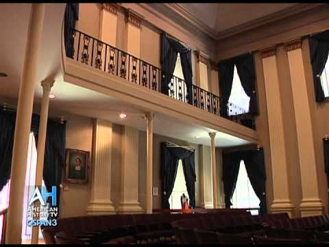 C-SPAN Cities Tour - Jackson: Mississippi's Old State Capitol