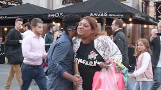 Blind Muslim Trust Experiment -LONDON 2017