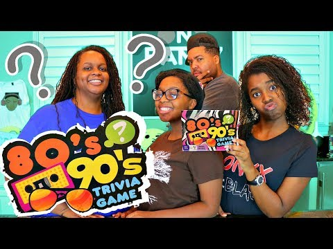 EPIC 80s & 90s TRIVIA WITH GEN X  Onyx Family