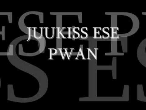 Chuukese-ese Pwan Style