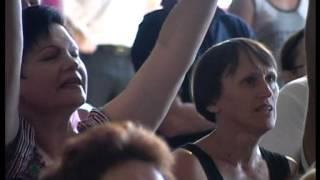 Прославлениe в Протестантской церкви Украины 29.07.2012