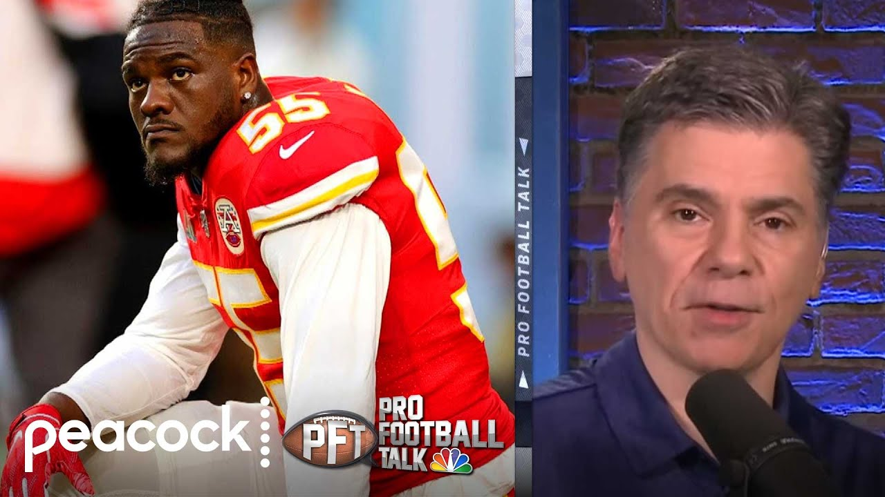 How much time former Seahawks, current Chiefs DE Frank Clark is ...