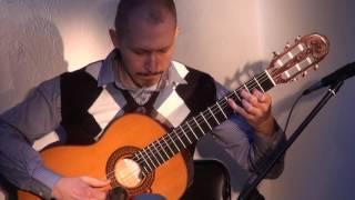 Фингерстайл и классическая гитара. Шашков Владимир. Астрахань