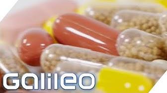 Vitamin-Präparate: Hilfreich oder pure Geldmacherei?   Galileo   ProSieben