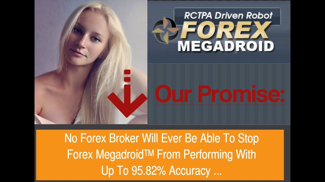 Forex megadroid live account za