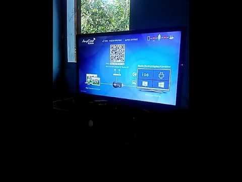 Cara Mengoneksikan Anycast HDMi Dongle Dari Hp Android Ke TV LED