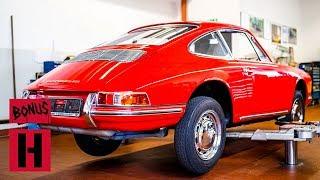 All Original Fully Restored RUF Porsche 901