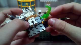 Лего ужасы 2 часть (самоделки)