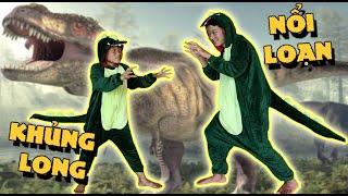 Anh Ba Phải | Đại Chiến Khủng Long Jungle Boy - Lá Bài Sát Thủ | The Great War of the Dinosaurs