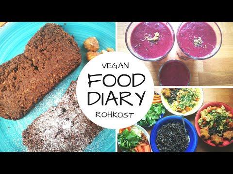 Vegan FOOD DIARY mit meinen Kindern und der omnivoren Oma