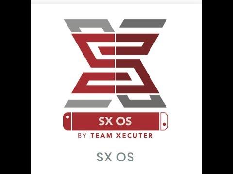 ea99546746087 Desbloqueio SX OS Team Xecuter para Nintendo Switch - YouTube