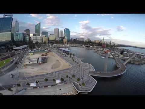 Visit Perth City 2016