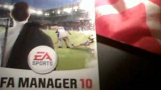 Fifa Manager 10 Review: Hands on