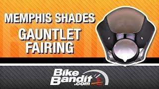 Memphis Shades Gauntlet Fairing at BikeBandit.com