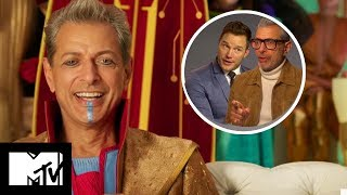 Chris Pratt & Jeff Goldblum Tease MARVEL AVENGERS INFINITY WAR: PART 2 | MTV Movies