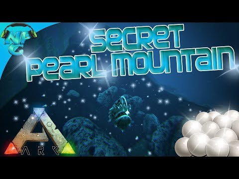 Hidden Silica Pearl Mother Load Discovered on Ragnarok! ARK Ragnarok PVP E22
