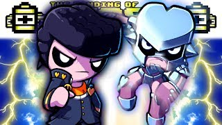 ROOM FILLING TEAR GAME BREAK (Josuke & Diamond Mod) | AFTERBIRTH PLUS Gameplay