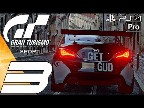 Gran Turismo Sport - Online Gameplay Session Part 3 - Trolling People (PS4 PRO)