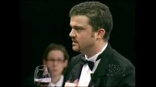 Meilleur Sommelier de France 2006 part2