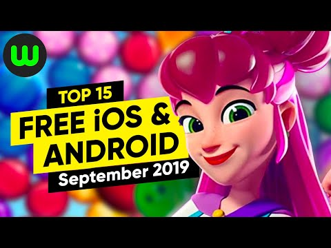 Top 15 FREE Android & IOS Games Of September 2019   Whatoplay
