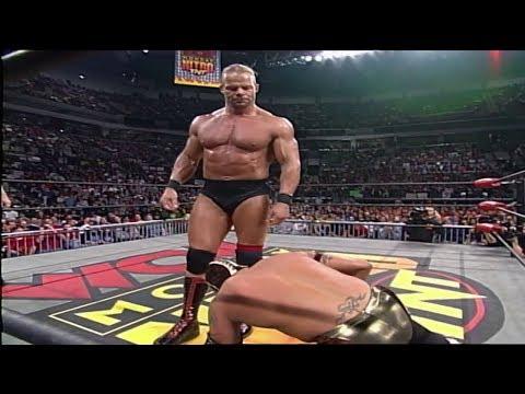 Lex Luger (nWo Wolfpac Elite) Vs. Rey Mysterio (LWO) [Nitro - 18th January 1999]