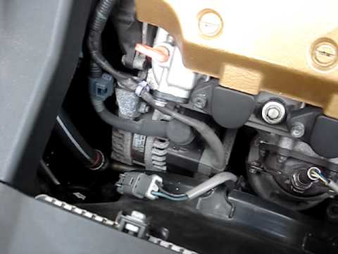 hqdefault 07 acura tl engine alternator 07 engine problems and solutions  at cos-gaming.co