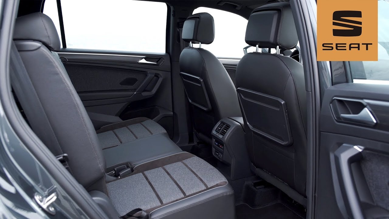 4 Cylinder Suv >> 2019 SEAT Tarraco Interior - YouTube
