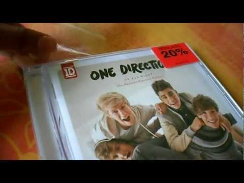 Up All Nigh The Mexican Souvenir Edition-One Direction