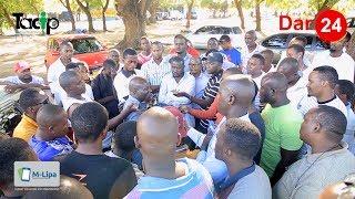 """Mgomo wa Madereva wa Uber wazidi kutikisa, """"Sisi siyo madereva wao, tumewapa masaa 48"""""""