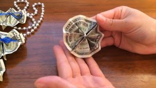 World's Easiest Money Lei Tutorial