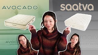 Saatva Vs Avocado | Mattress Review & Comparison (2019 Updated) Reviews