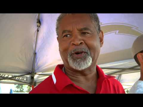 Week 4 Hogcast: Ocean View Christian Academy Announcer Hakim Crosby