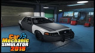 Video PROJECT NEIGHBOR COYOTE 5.0 CROWN VIC - Car Mechanic Simulator 2018 download MP3, 3GP, MP4, WEBM, AVI, FLV Oktober 2018
