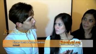 Dimas Beck & Wulan Guritno Serukan Indonesia Damai