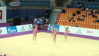 Россия, мячи, Художественная гимнастика