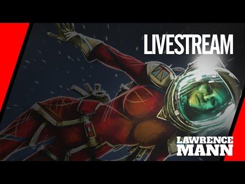 PHOTSHOP 'Astronaut' Livestream