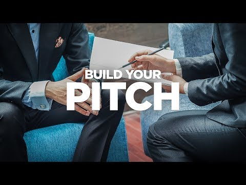 How to Build Your Pitch — Young Hustlers