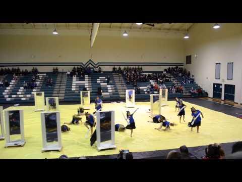 Havelock High School Panache Indoor Guard