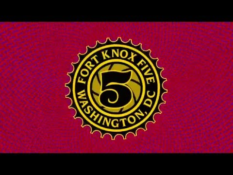 08 Fort Knox Five - Blowing up the Barrio (Mo' Horizons Soundsystem Restyle) [Remastered]