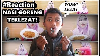Download Video NASI GORENG TERLEZAT ala Chef Dewi Aquina Keila - REACTION MP3 3GP MP4