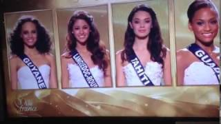 La Finale Miss France 2017