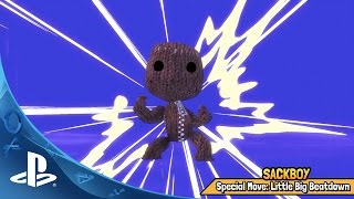 Costumes of Costume Quest 2 Sackboy Exclusive | PS4, PS3