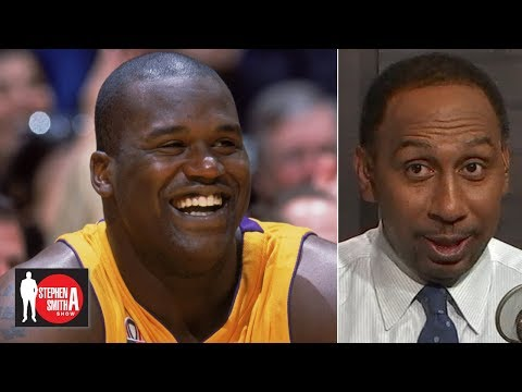 Shaq is the most dominant force in NBA history – Stephen A. | Stephen A. Smith Show
