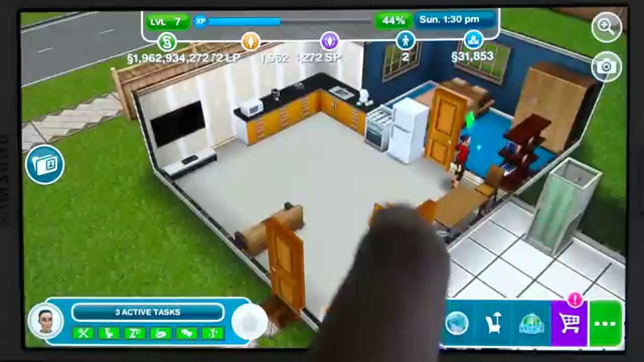 The Sims Freeplay Quests