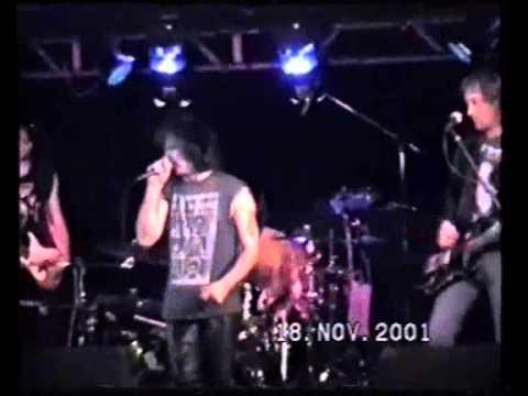 Uncle Fester UFX Hartlepool Live 2001 09 of 09 Gimme Gasoline